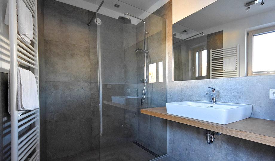 "Alpenzeit ""Tiroler Glück"" - bathroom"
