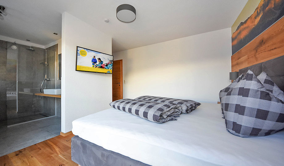"Alpenzeit ""Tiroler Glück"" - bedroom"